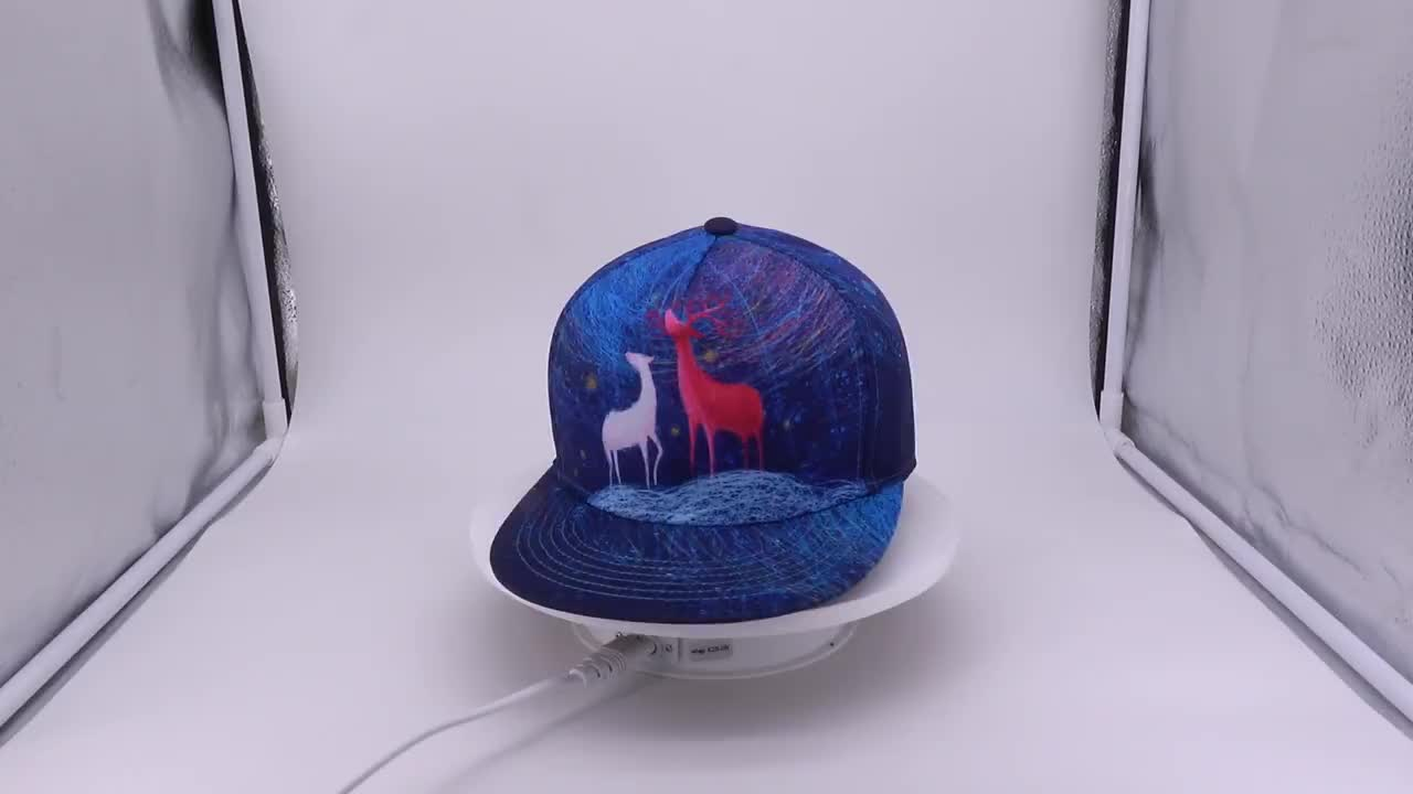 Fashion trend printing outdoor baseball cap for adults with high quality