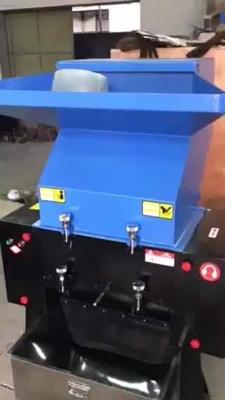 Granulador plástico/Triturador de Garrafa Pet de Plástico