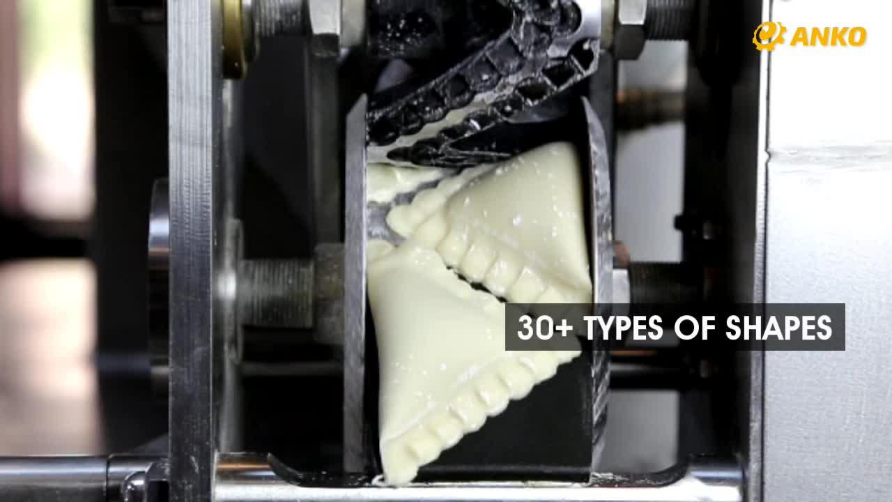 Anko otomatis mesin pembuat pangsit cina tradisional