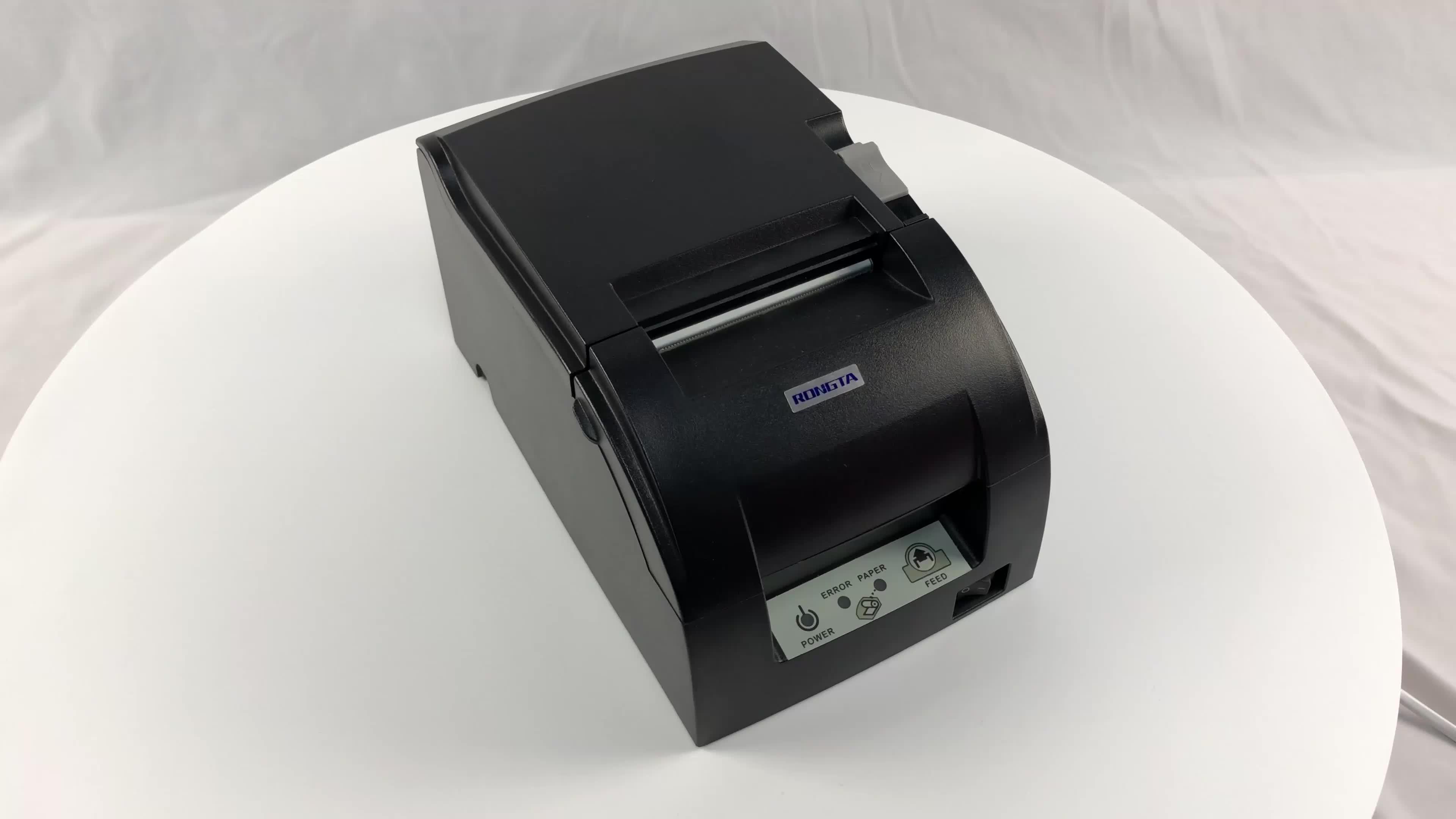 high quality 76mm dot matrix printer for bank bill RP76III