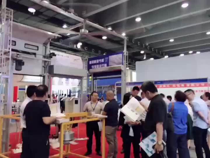 0.66KW Big ass HVLS Ceiling Fan manufacturer with direct drive BLDC motor