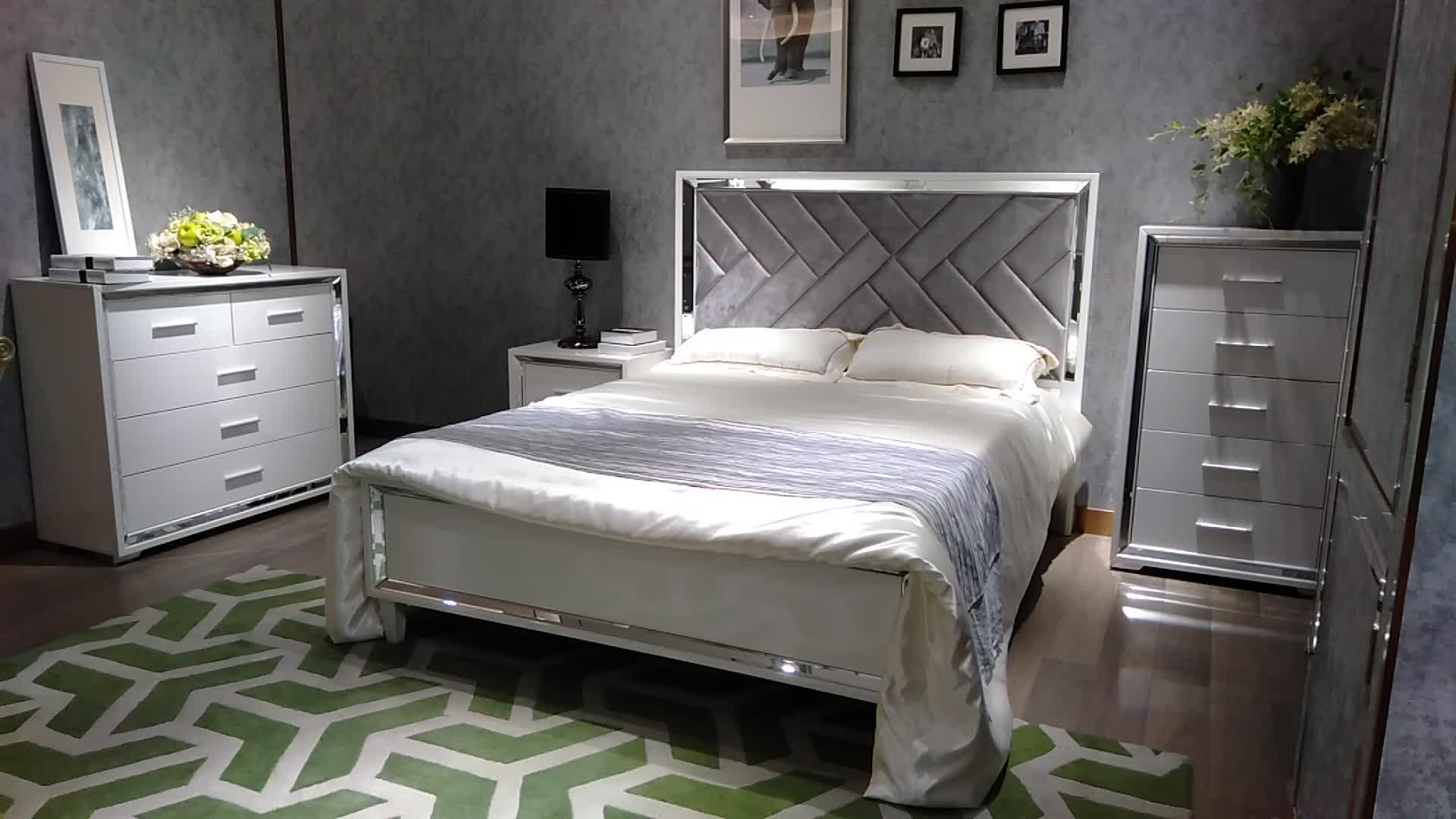 आधुनिक घर फर्नीचर बेडरूम/सभी आधुनिक बेडरूम फर्नीचर mdf/वैश्विक गर्म बिक्री बेडरूम फर्नीचर