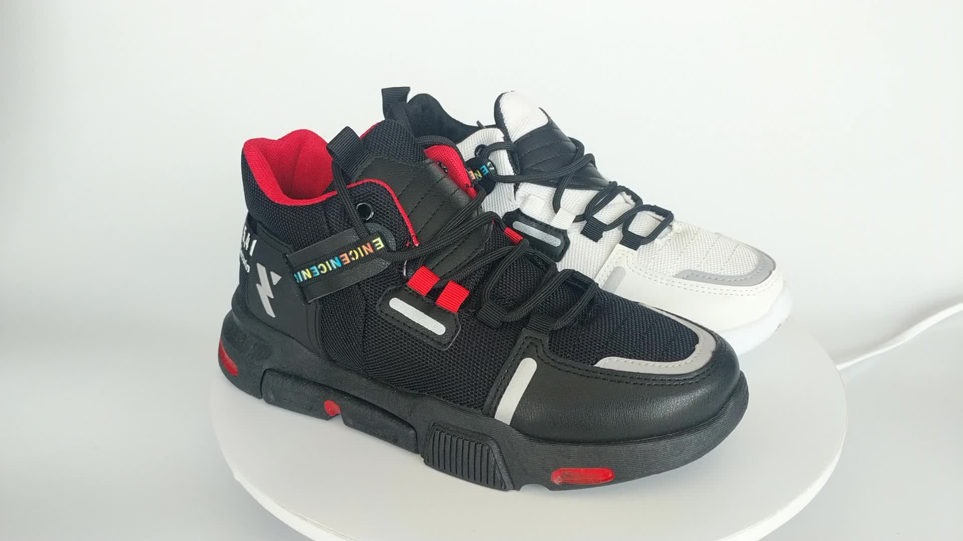 latest china factory direct trainer shoes running walking durable sport men breathable insole shoes for running sneakers