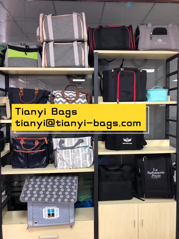 new stylish soft polyester cooler bag custom ice bucket cooler box