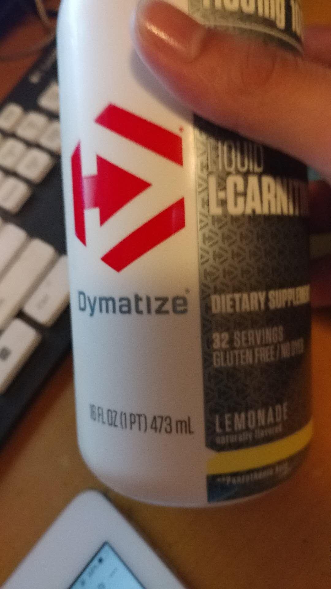 淘宝买的Dymatize狄马泰斯液态减肥药