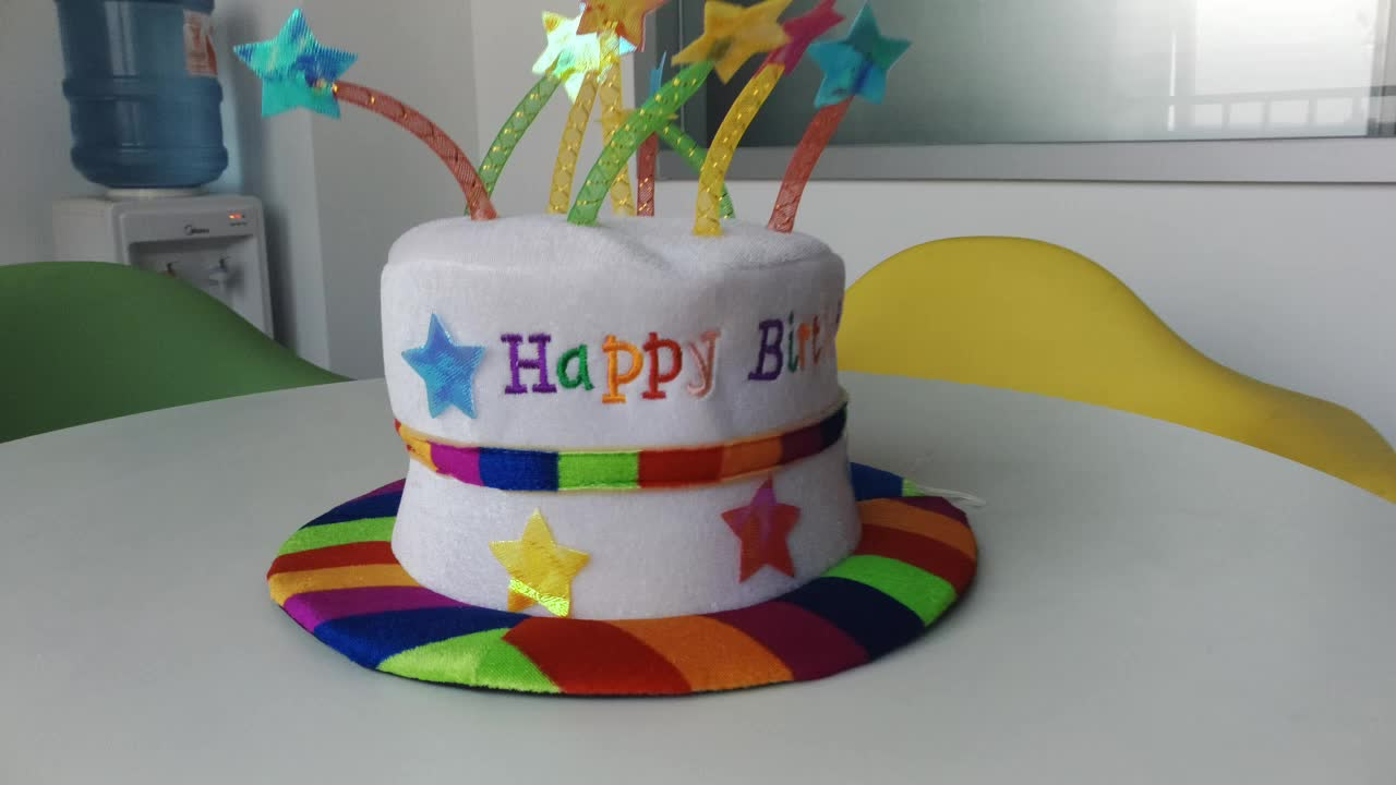 Swell Adults And Kids Funny Happy Birthday Party Cake Hat With Candles Funny Birthday Cards Online Necthendildamsfinfo