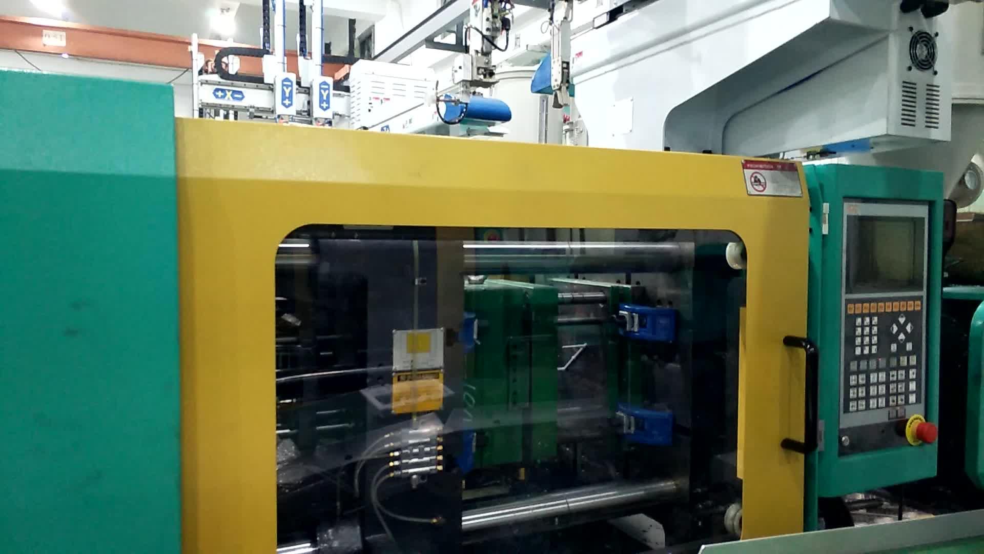 Plastica stampaggio ad iniezione macchine di plastica housing produzione
