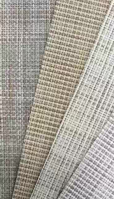 Factory Supply Sunscreen Roller Blind Fabric