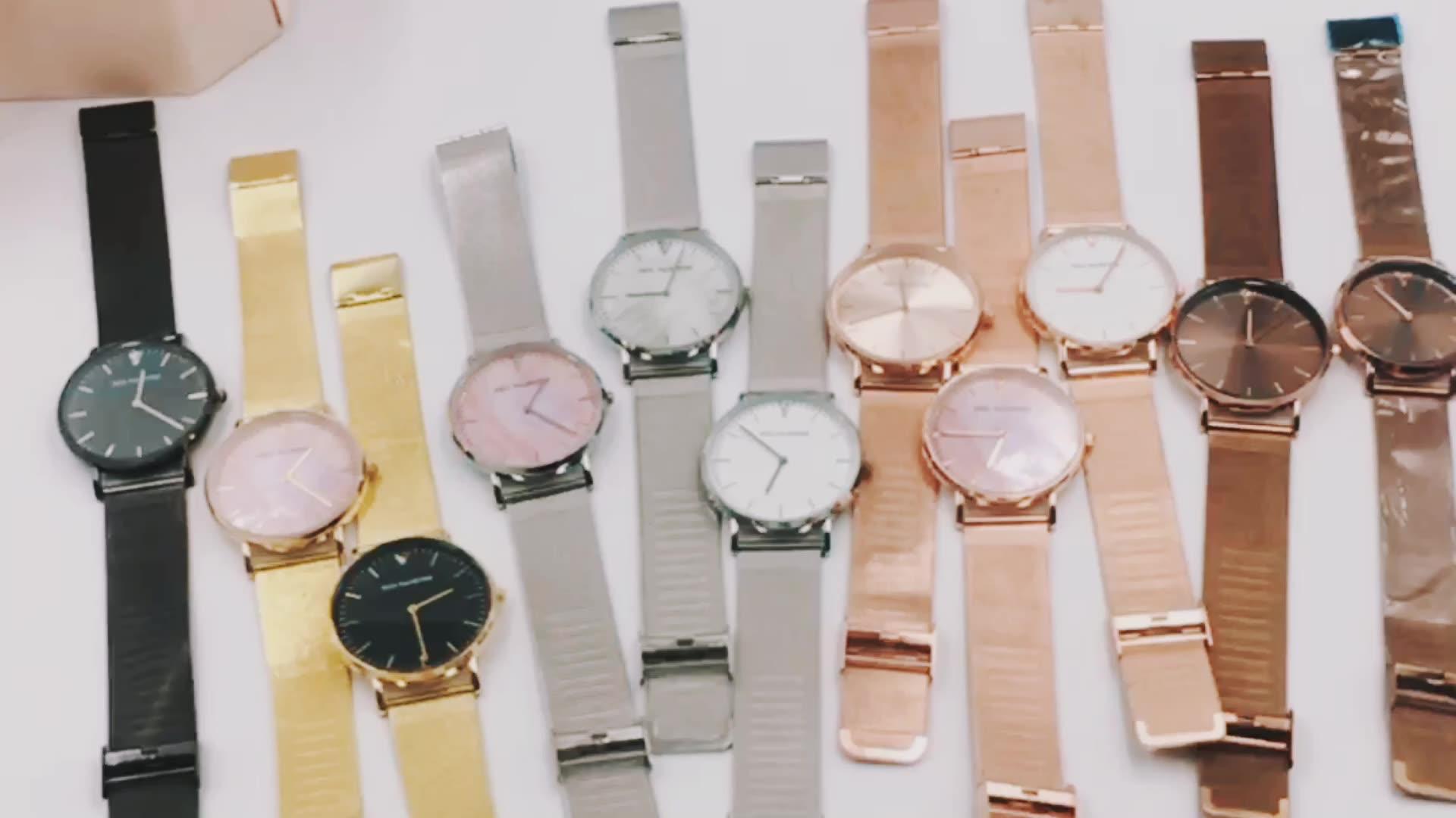 핫 세일 China promotion products 새 business gifts watch women
