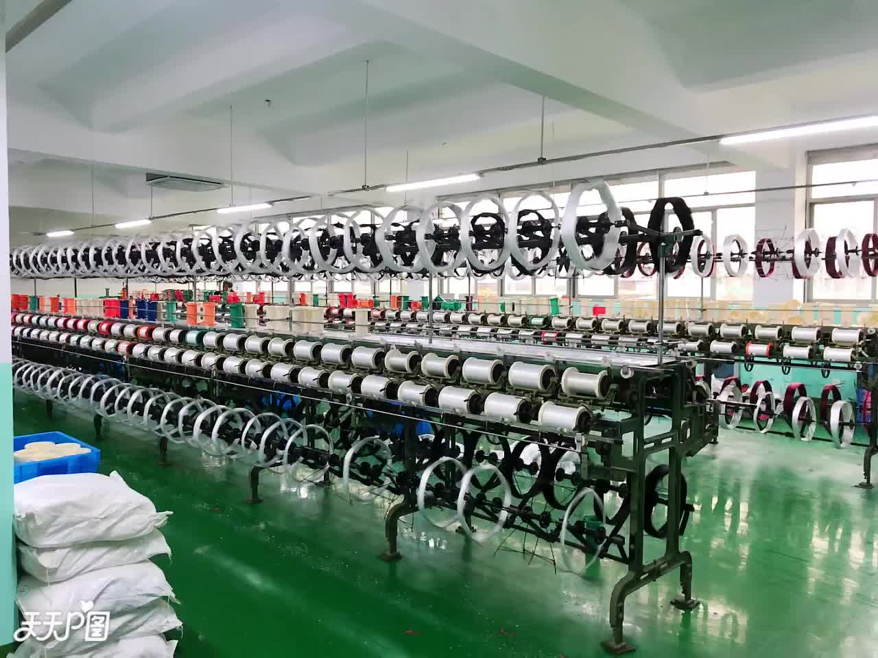 100 polyester mehrere farben 3000yds 40 s/2 nähgarn