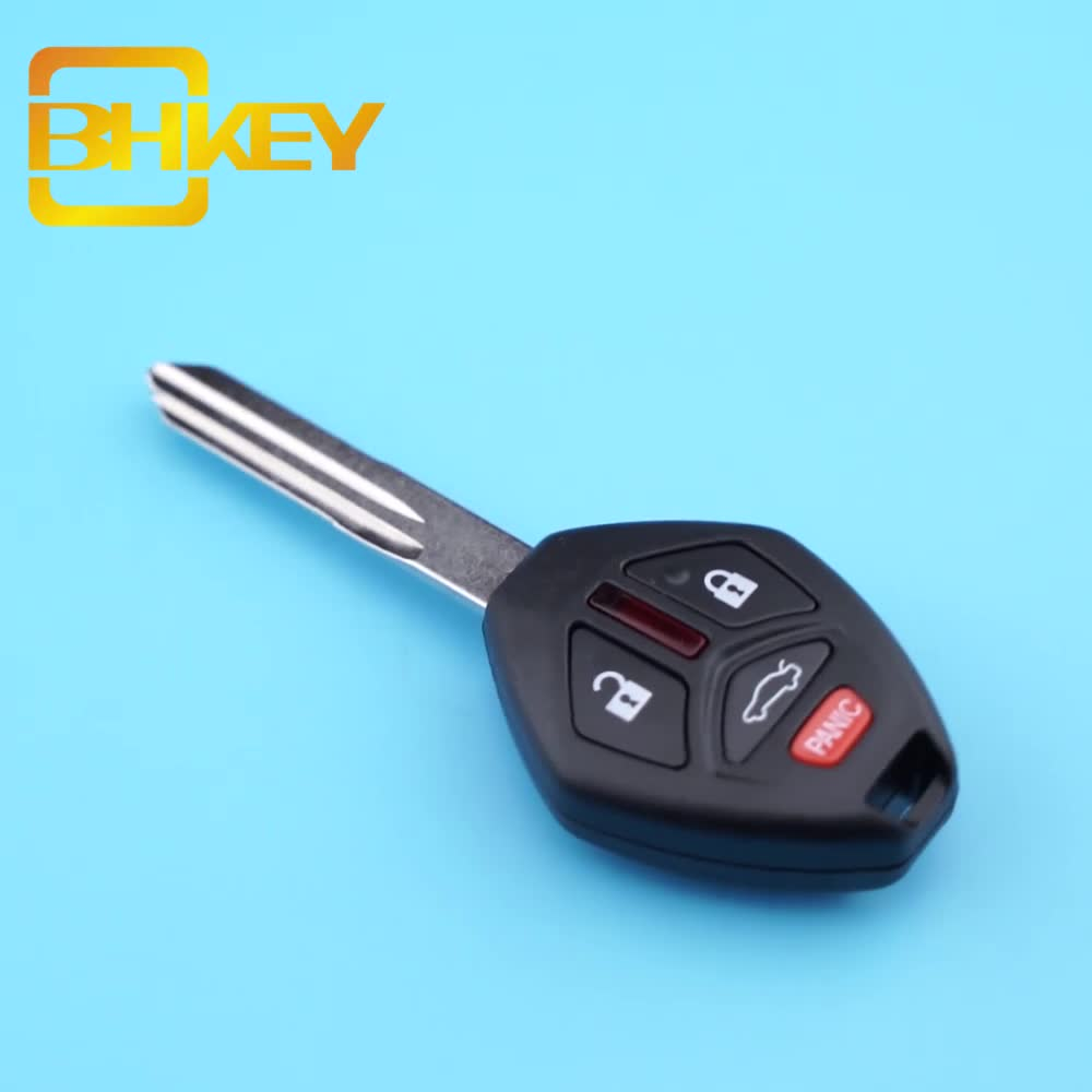 3+1 Buttons OUCG8D-620M-A 313.8Mhz ID46/PCF7961 Chip Keyless Entry Car Fob Remote Key For Mitsubishi Galant Eclipse