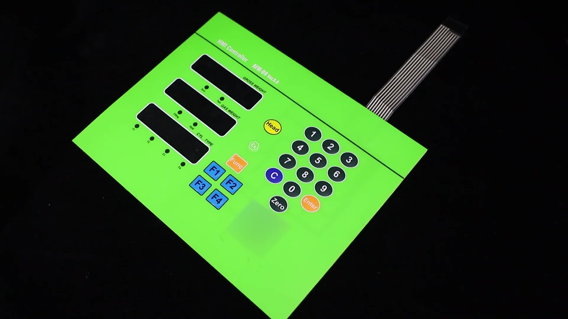 Smart Electronics~Best Price Membrane Switches, Membrane Keypads and led membrane graphic overlay