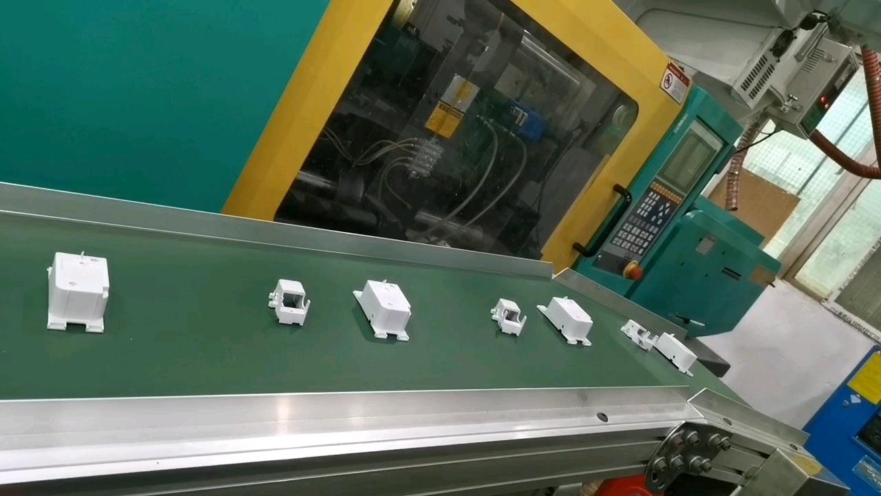 OEM di Spessore Grande ABS FIANCHI PC di Plastica Su Ordinazione Formatura Sotto Vuoto/di plastica stampaggio ad iniezione/3D servizio di stampa