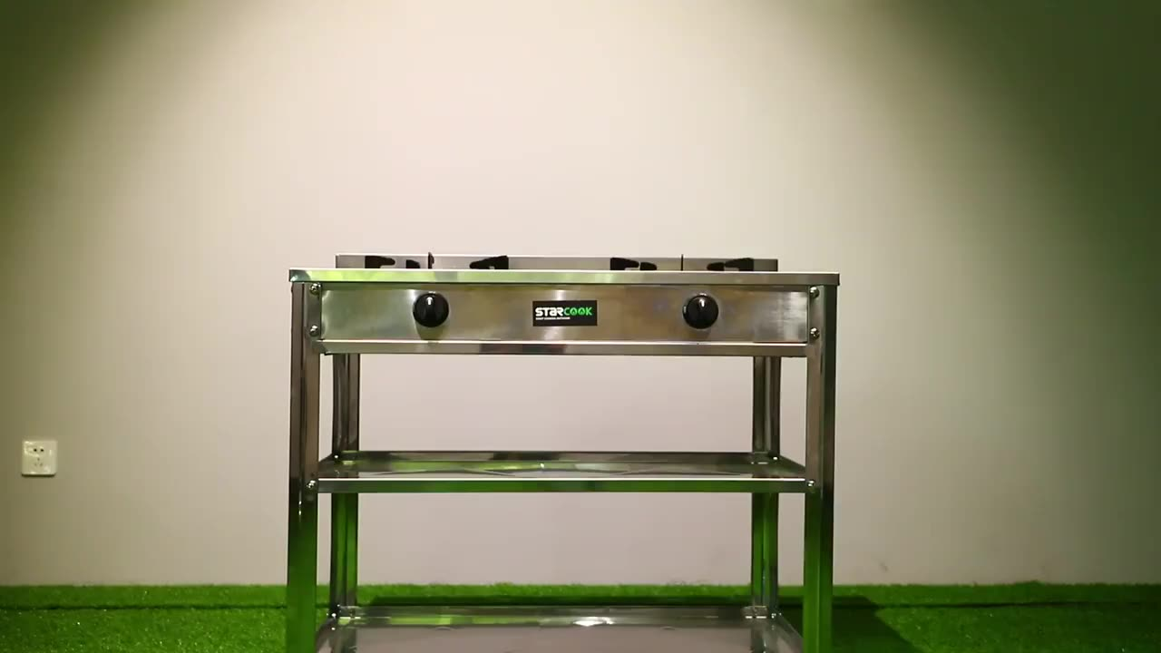 Commercial Gas Cooker Stoves Table Gas Cooker Home Appliance Parts