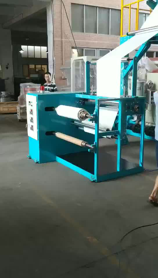 Cheap Three Layer Plastic HDPE Co-extrusion Film Blowing Machine China
