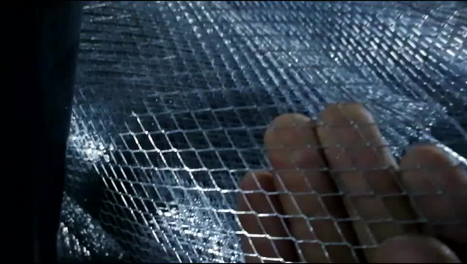 hebei cheap professional heavy duty honeycomb aluminum  5x10 hole expanded metal sheet decorative wire mesh