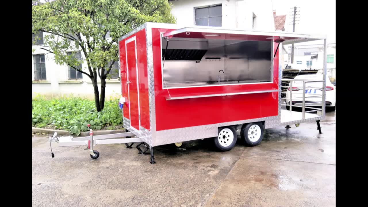 highly catering mobile food truck for sale buy food truck fast food truck led mobile truck for. Black Bedroom Furniture Sets. Home Design Ideas