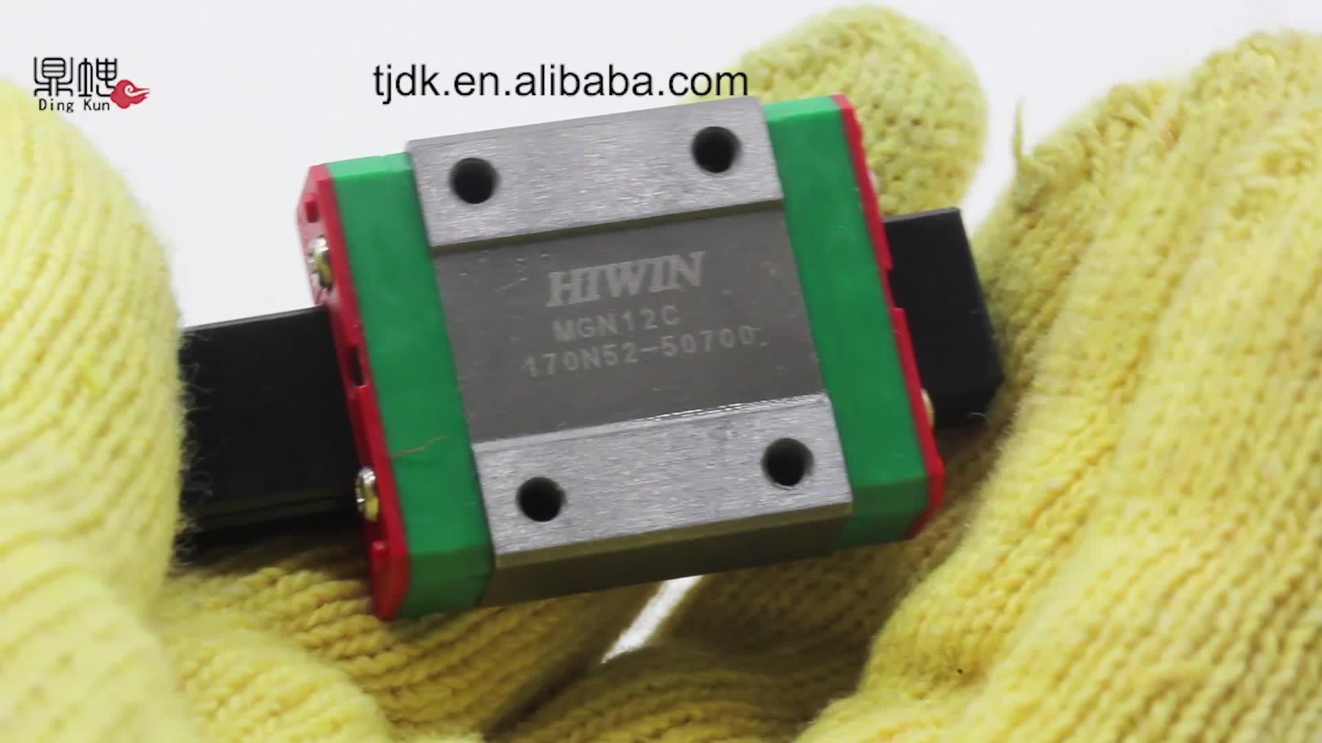 Hinwin 18mm linear guide für stickerei maschine
