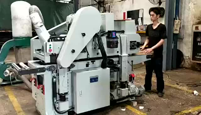 MB204H Polishing Double Side Moulder Machine Wood Surface Planer Thicknesser For Sale