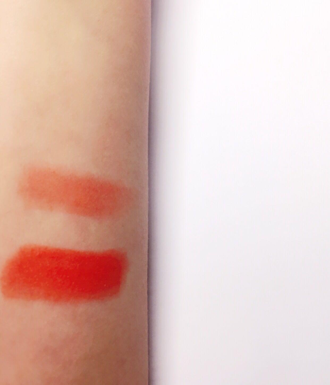迪可迪奥烈焰魅惑唇膏试色体验