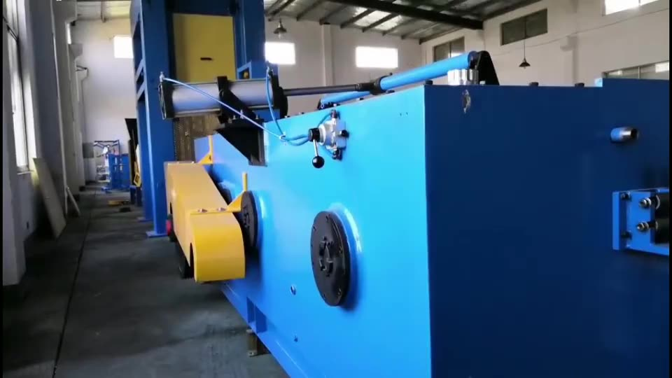 copper wire RBD drawing machine for 8mm copper rod copper wire processing