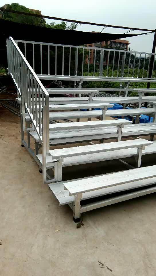 Usado assento na arquibancada do estádio arquibancada arquibancada para venda de plástico