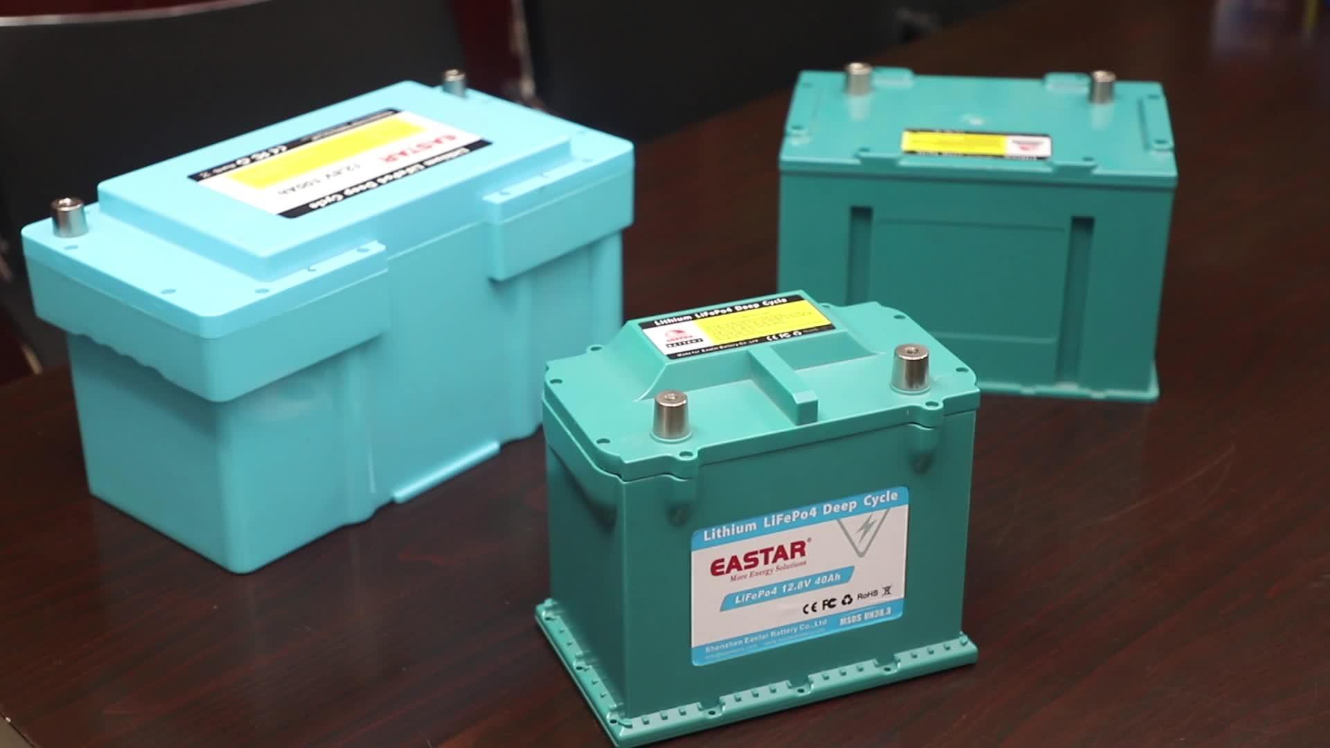3 Tahun Garansi Isi Ulang Penyimpanan Surya Sistem 12 V 100Ah Baterai Lithium