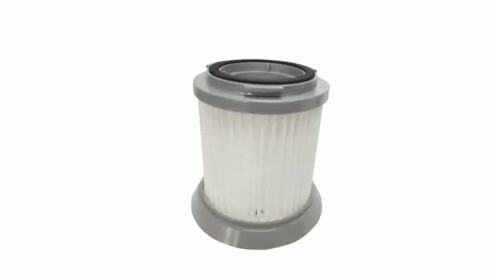 Washable & Reusable Cartridge HEPA Filters for Electrolux ZSH710 Vacuum Cleaners Replace Part # EF133