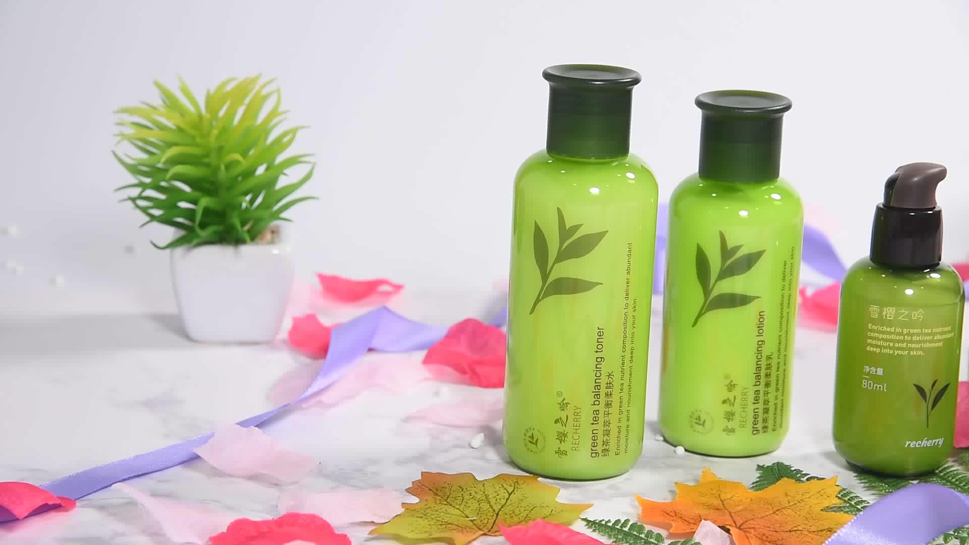 OEM ODM natural skin care toner  shrink pores restore skin to water and oil balance balancing toner