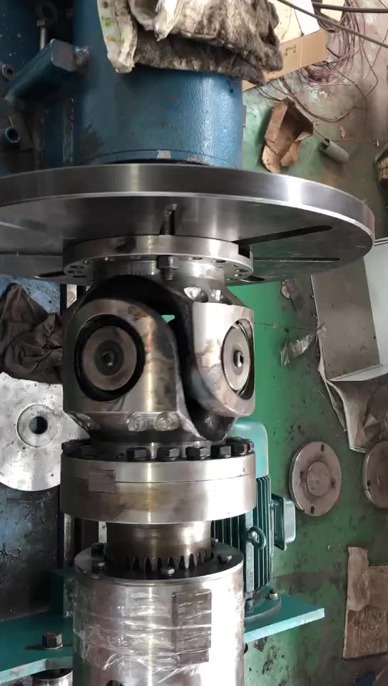 Cardan drive shafts for Roll forming machinery