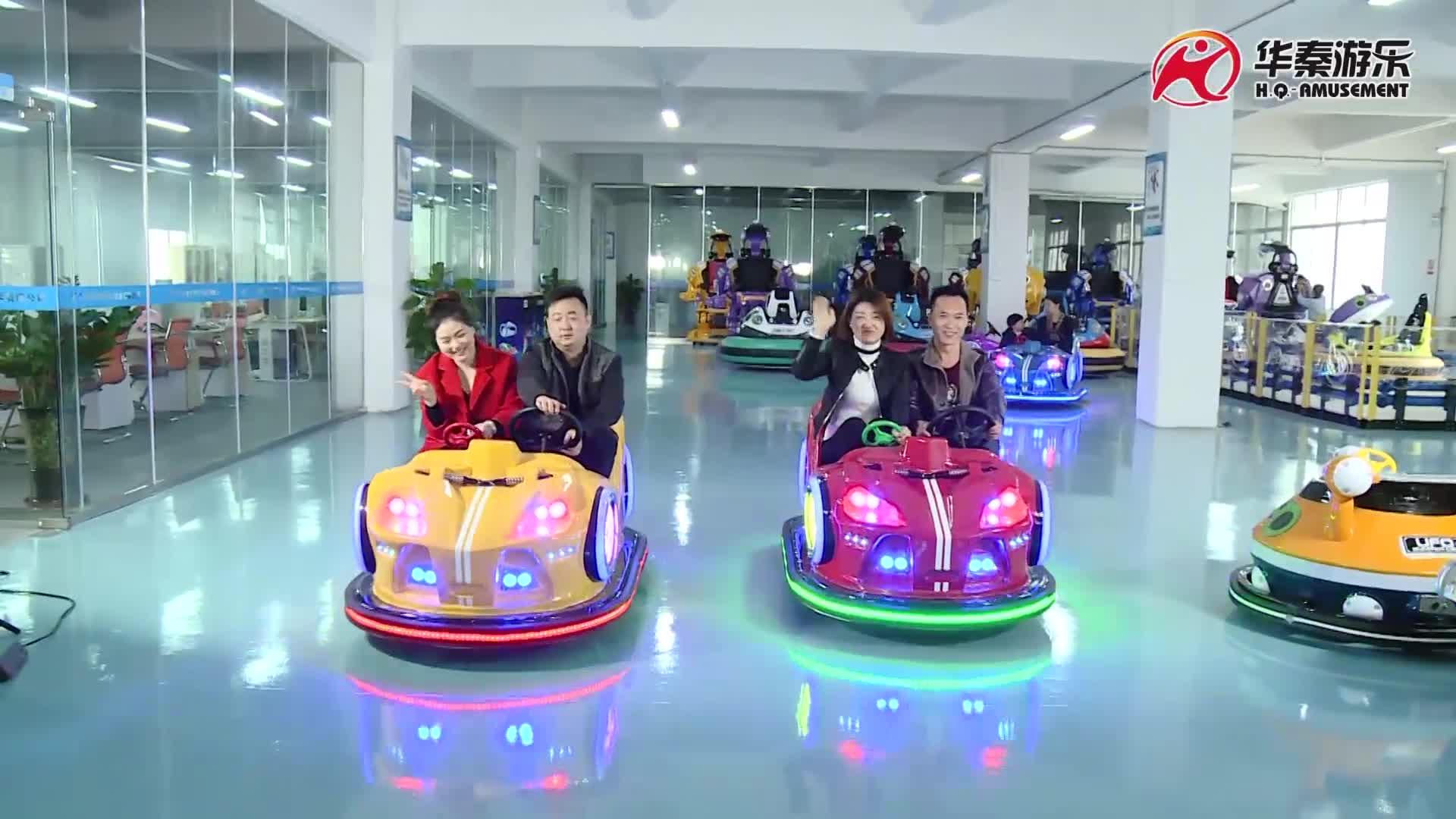 Racing games! Indoor Familie FunnyGames Rit 2 Players24V Elektrische Auto Voor Grote Kinderen