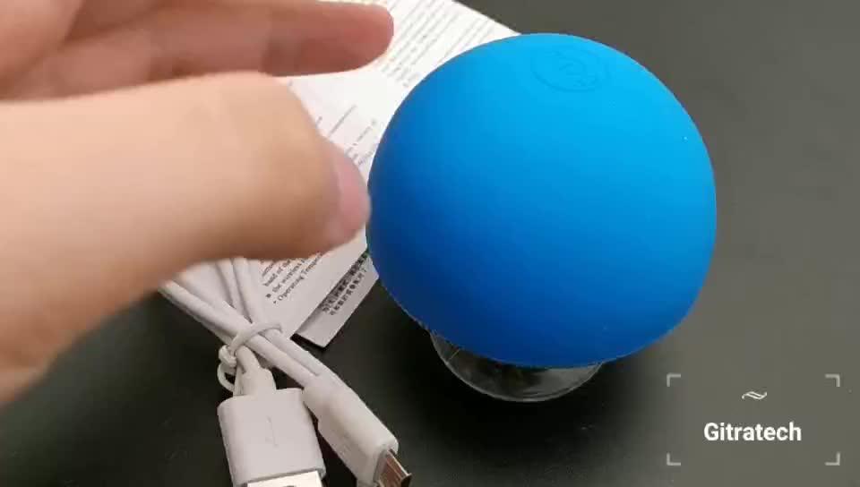 Hotselling Nette Wireless Mini Lautsprecher Wasserdichte Mushroom Bluetooth Lautsprecher