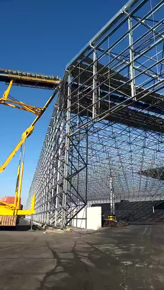 Light Steel Frame Structures Cape Town South Africa: Steel Frames Structure Building In Cope Town Workshop