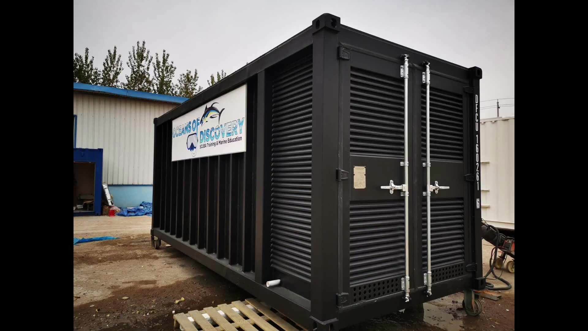 Shipping Container Swimming Pool 20ft 40ft