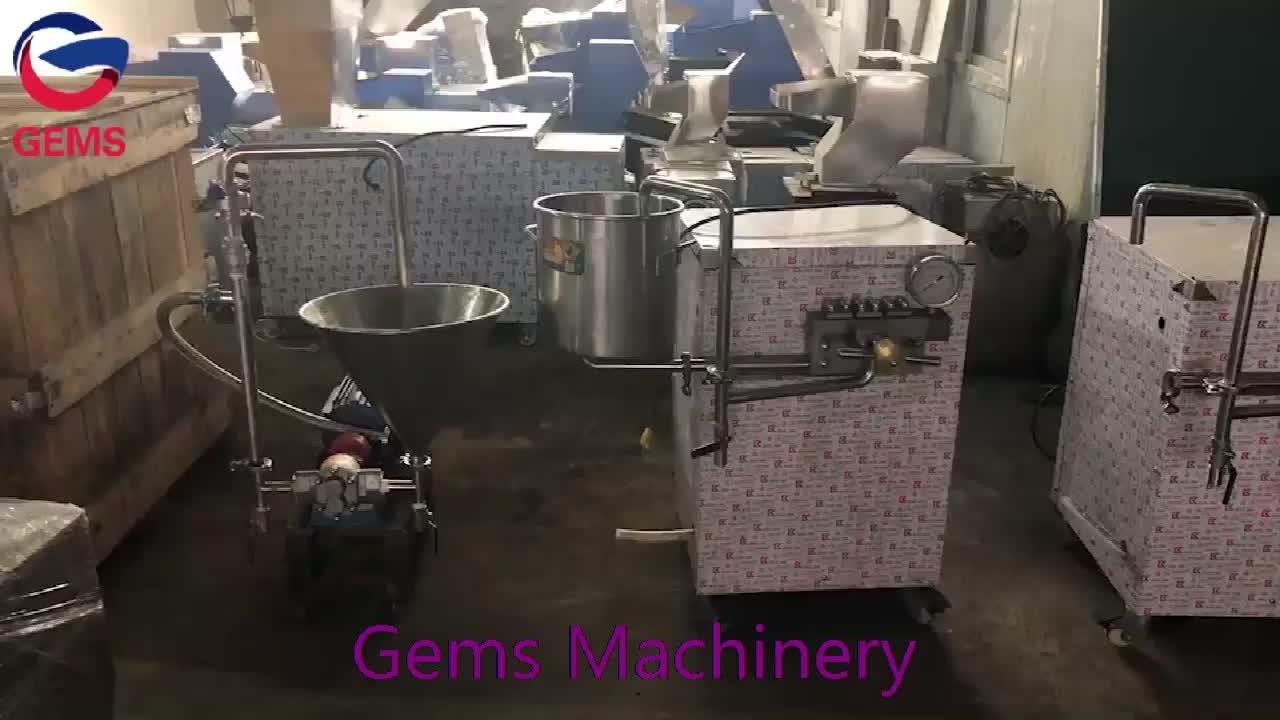 बिक्री के लिए छोटे दूध Homogenizer मशीन कीमत