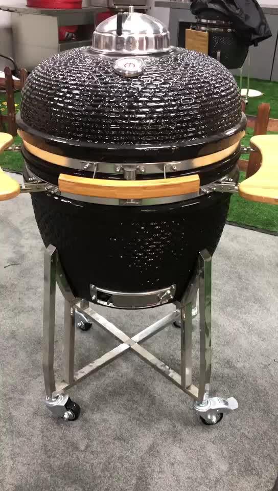 Kamado barbecue grande esterno in ceramica carbone di legna BARBECUE grill fumatore barbecue