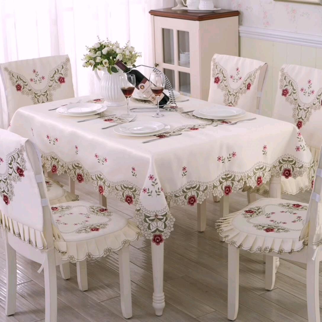 مفرش طاولة مصنع كرسي مأدبة الزفاف يغطي مفارش المائدة الأنيقة للبيع