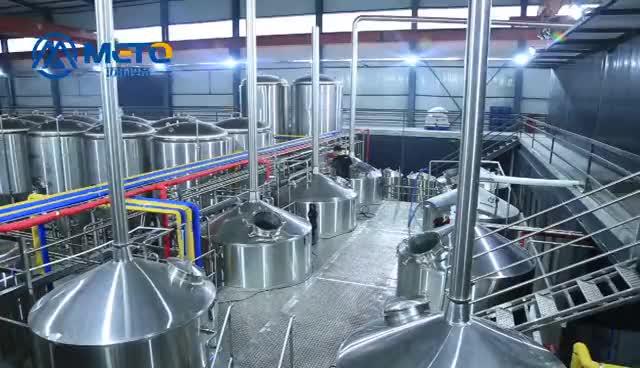 3000L 5000L औद्योगिक बीयर शराब की भठ्ठी के लिए बीयर उपकरण टर्नकी बीयर पक प्रणाली फैक्टरी