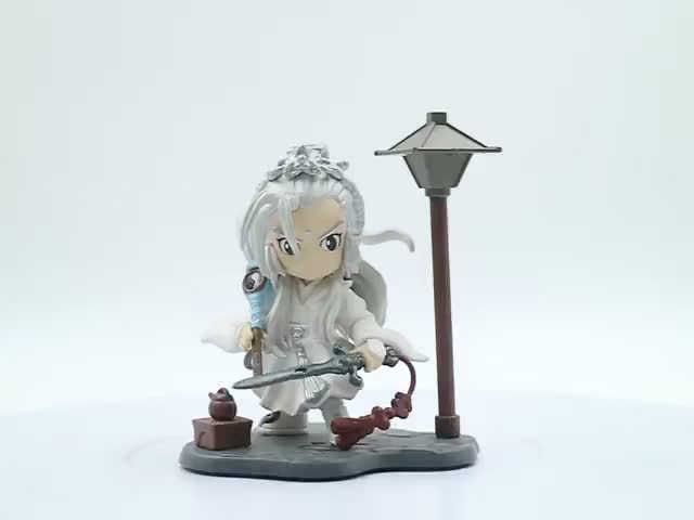 Customized made PVC factory toys figure manufacturer miniature anime model for collection