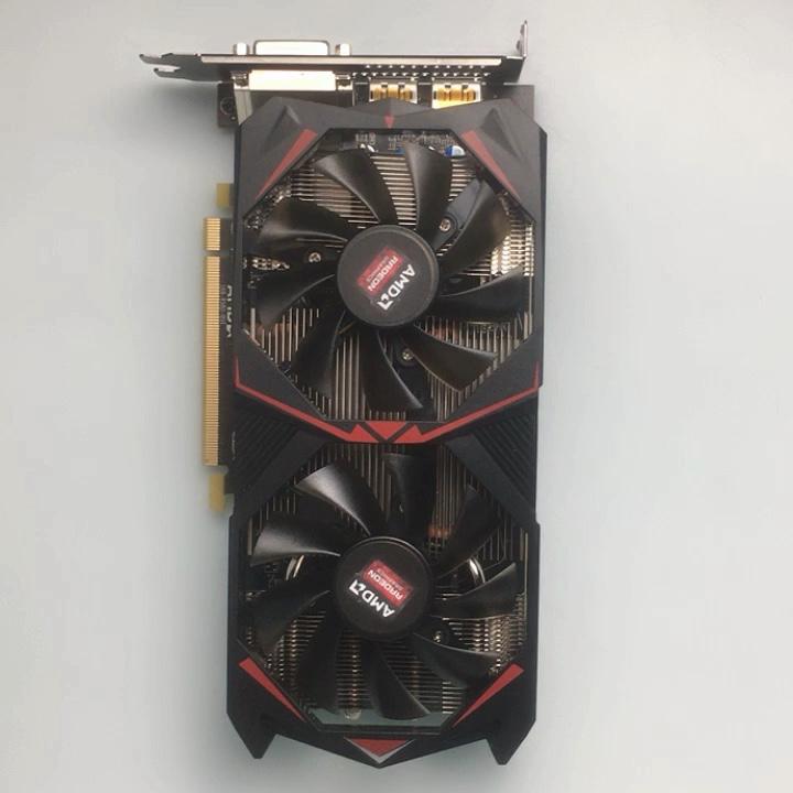 Gốc New AMD RX580 8 GB Chơi Game Card Đồ Họa GPU RX 570 4 GB 8 GB Và RX560 4 GB Khai Thác Mỏ Video Card Đồ Họa Thẻ