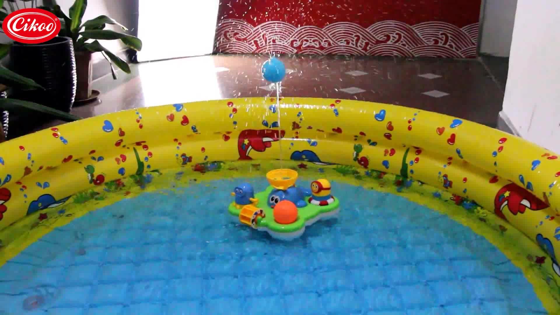 Cikoo Neue Spray Wasser Kid Interessant Baby Bath Lustige Spielzeug