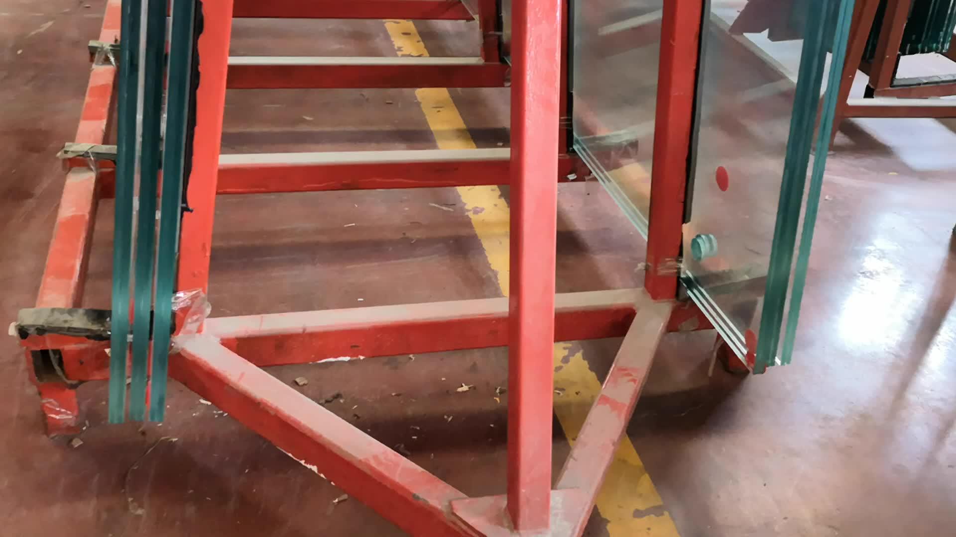 Trade Assurance qinhuangdao 2140*3300 vidrio laminado templado de flotador tintado transparente estándar para la construcción