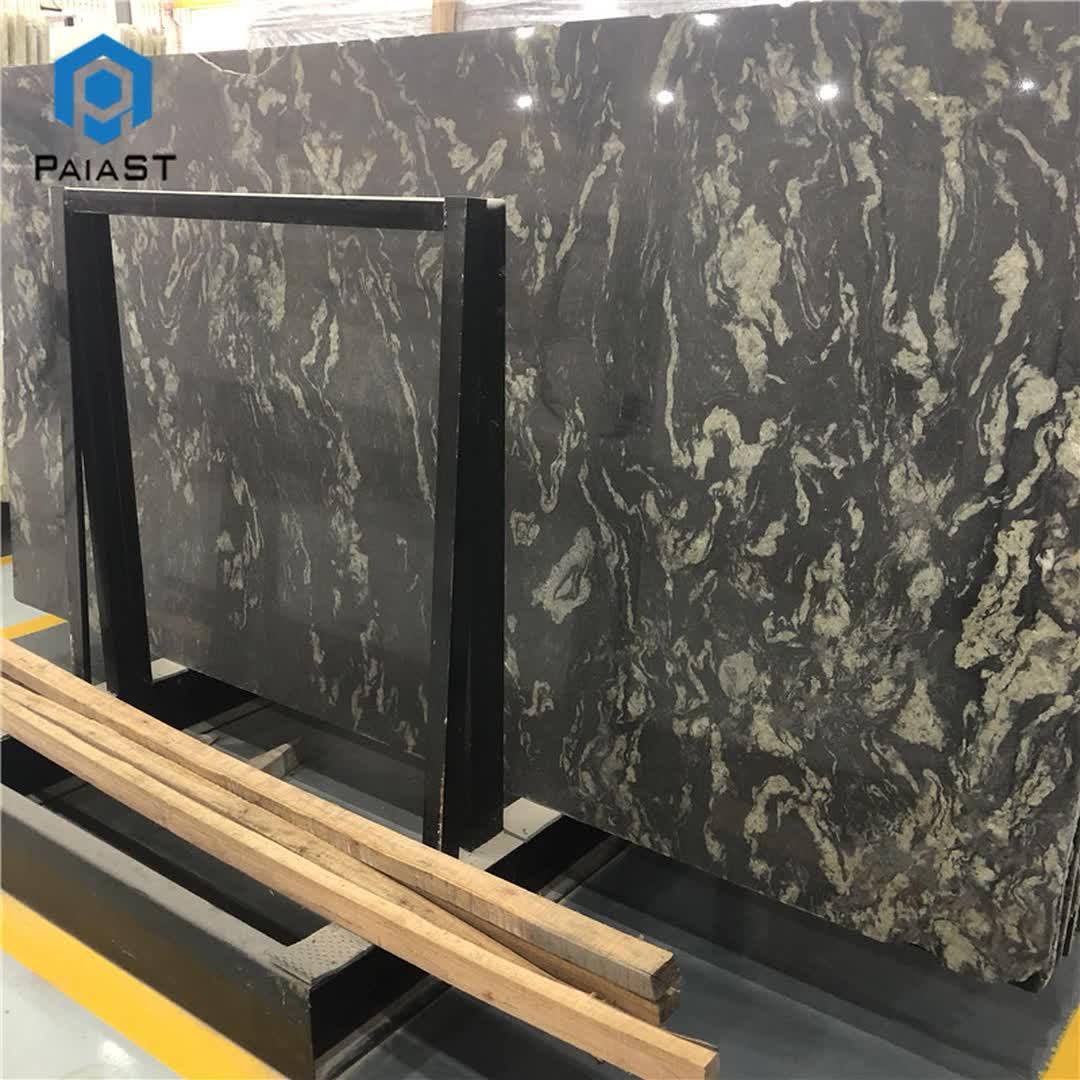 Titanium Black Granite Polished Slabs For Kitchen Countertops Buy Titanium Black Granite Kitchen Countertops High Quality Titanium Black Granite Titanium Black Granite Tile Price Product On Alibaba Com