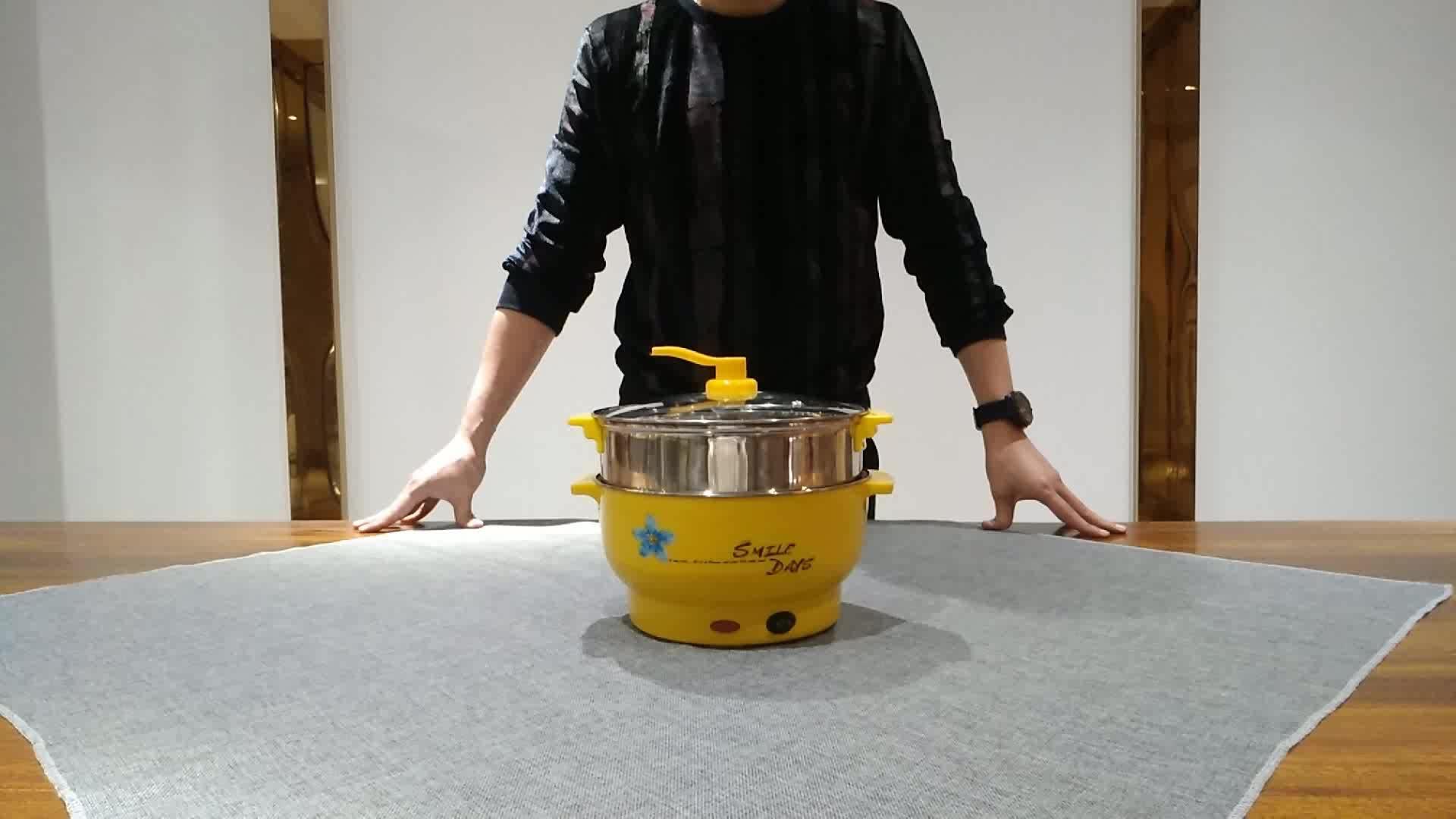 HG rvs elektrische kookpot