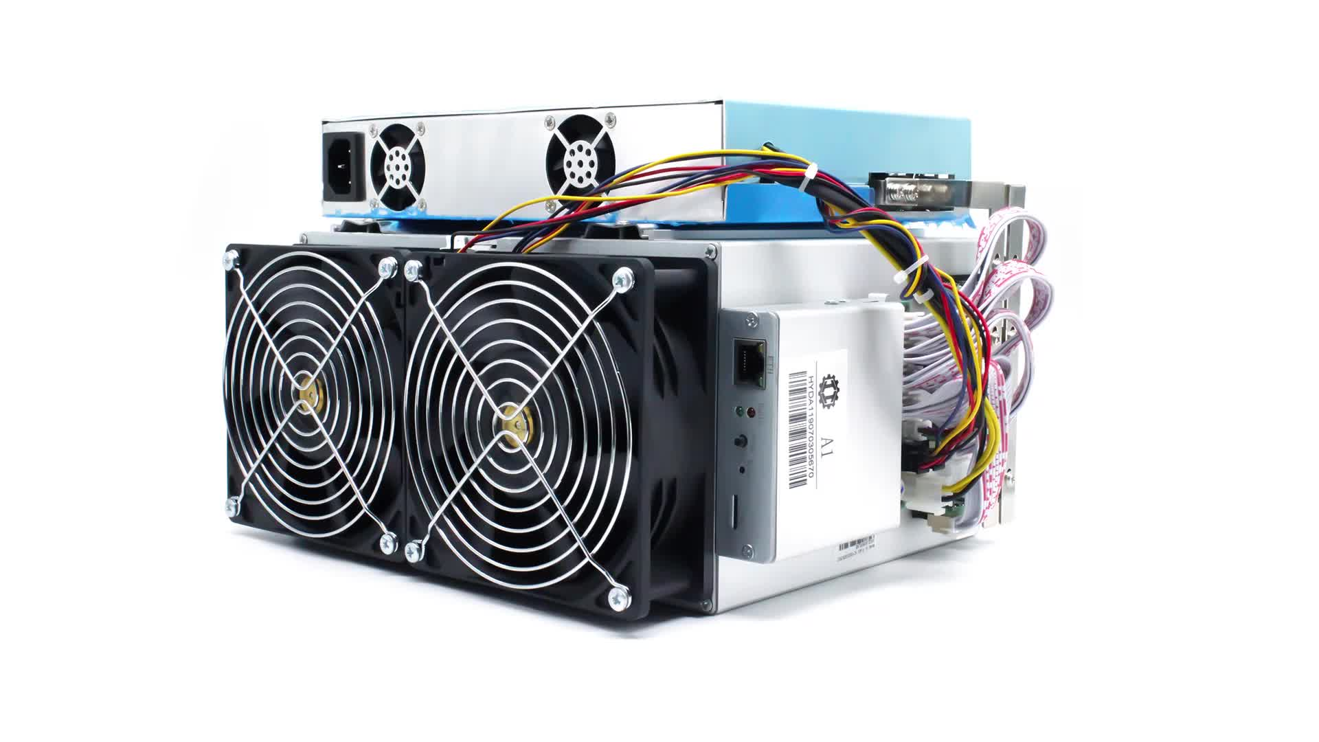 Stock Antminer Aixin A1 25T Bitcoin Love Core A1 Miner Aisen A1 24T In Blockchain Miners