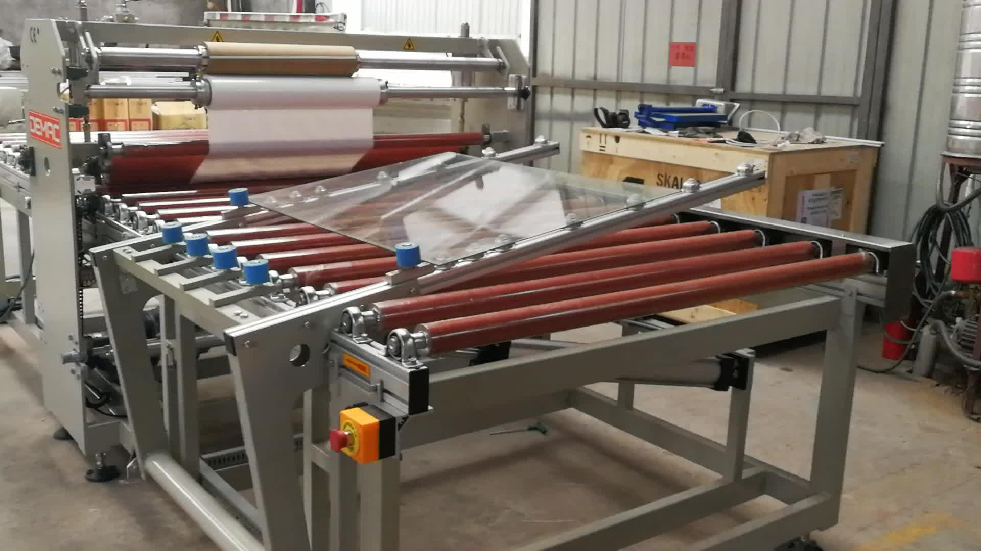 Multi gebruikt glas film coating machine