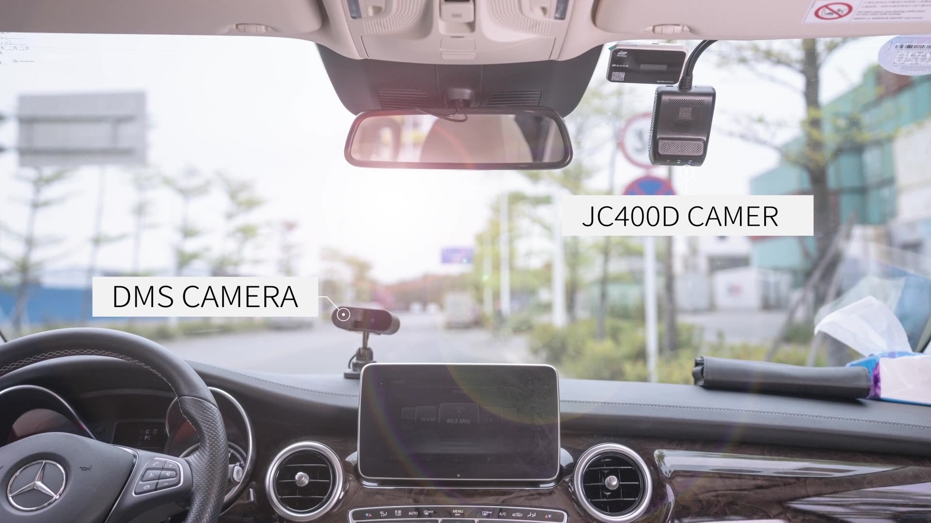 JIMI JC400D 4g gps recorder car cam car fleet tracking camera dash cam with software