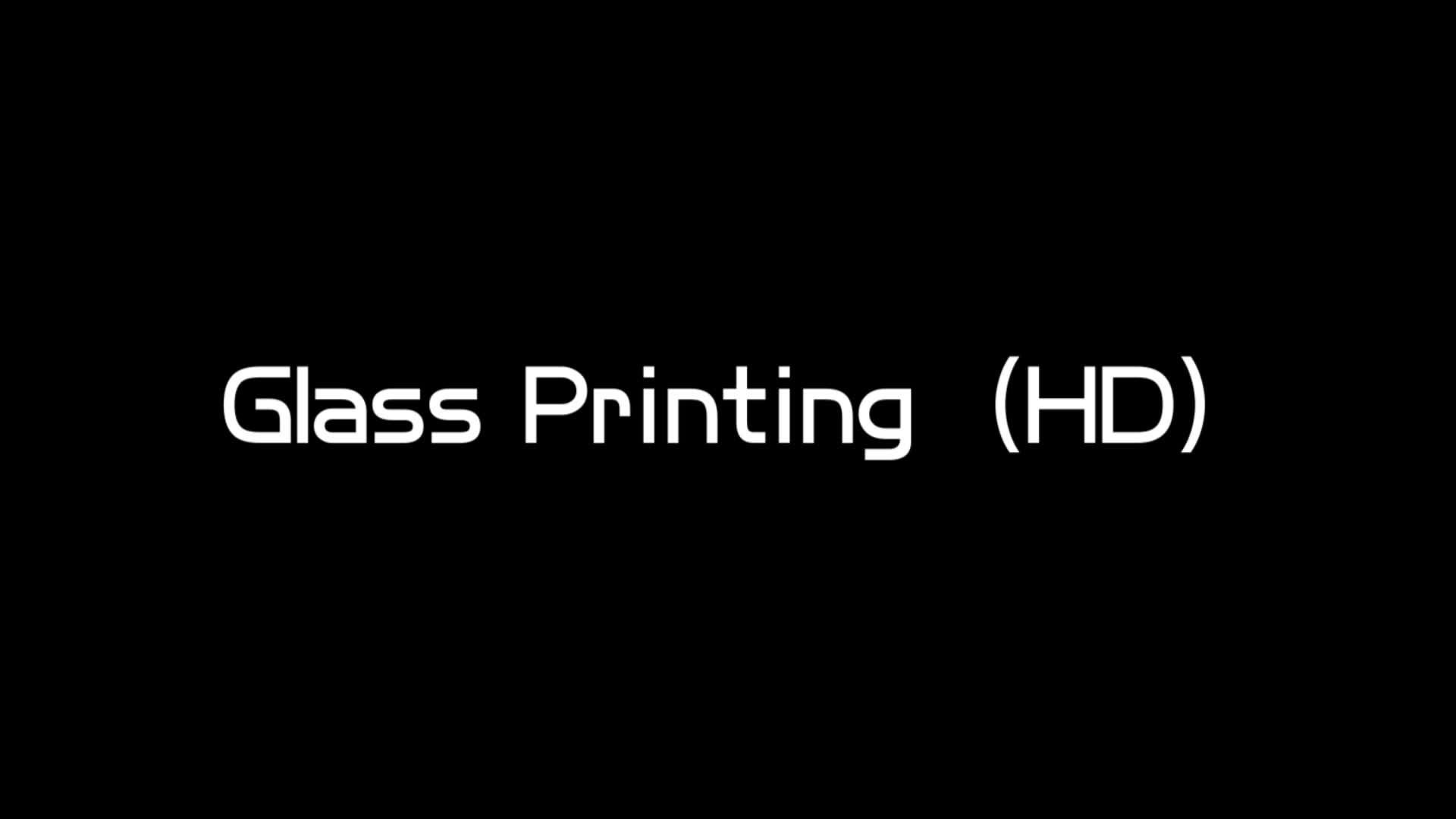 छोटे प्रारूप 6090 3D ग्लास मुद्रण मशीन वार्निश मुद्रण डिजिटल यूवी Flatbed प्रिंटर CMYKW तेज गति के साथ क्रिसमस उपहार