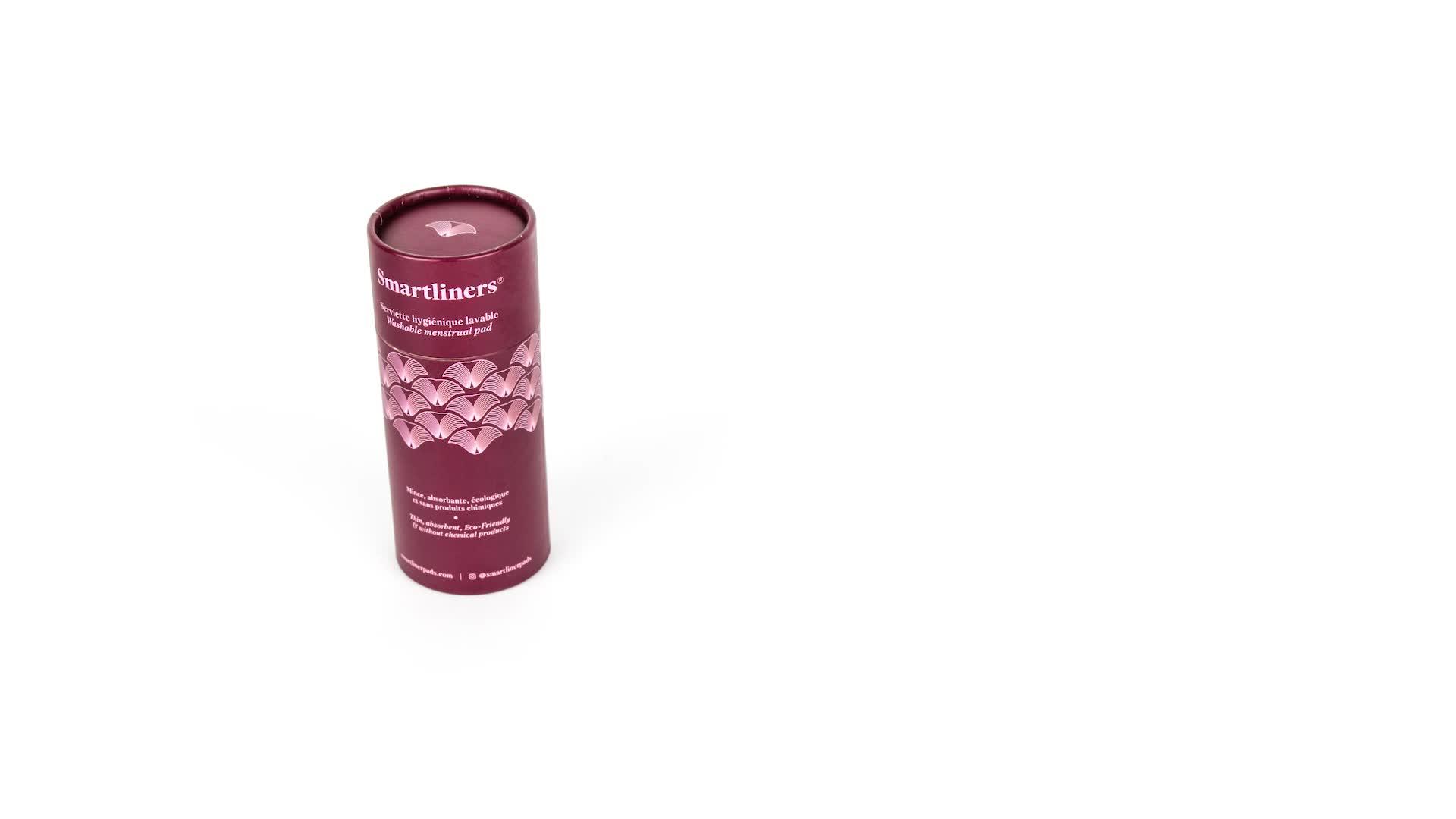 Custom kraftpapier kern buis verpakking voor koffiemokken kopjes