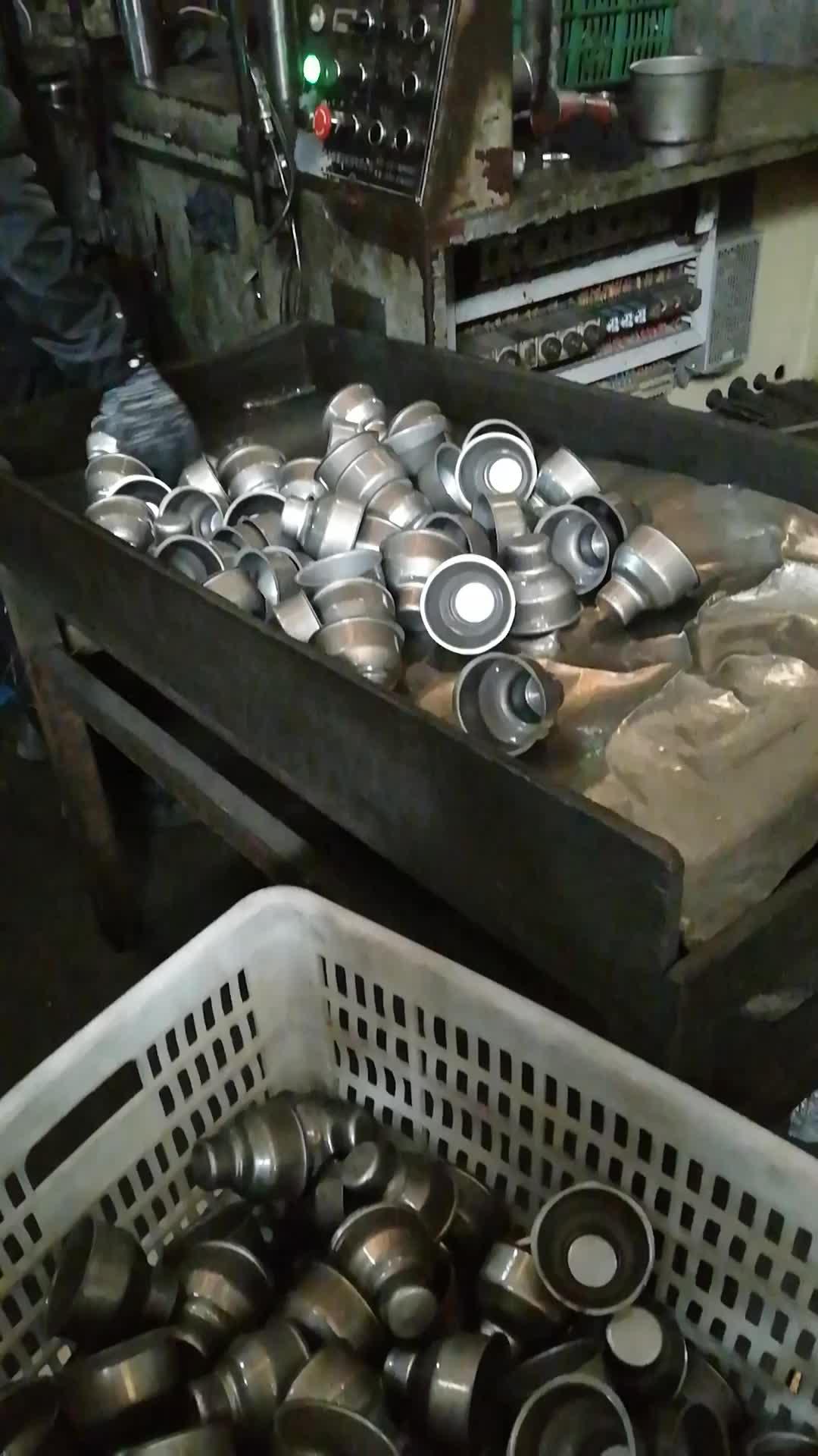 Fabbrica di Vendita Calda Personalizzato Sublimazione 300 ml In Acciaio Inox Tazza di Caffè con moschettone Maniglia